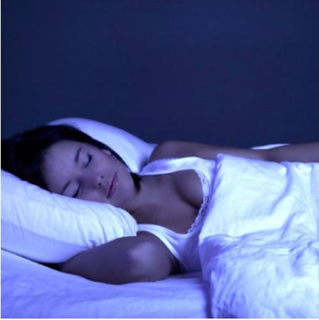 Lampe LED de la NASA vous permet de trouver le sommeil en 30 minutes 410