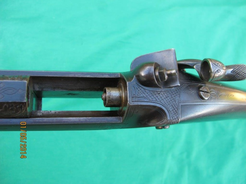 damax breveté? en fait, carabine de tir système Ghaye. Img_5510
