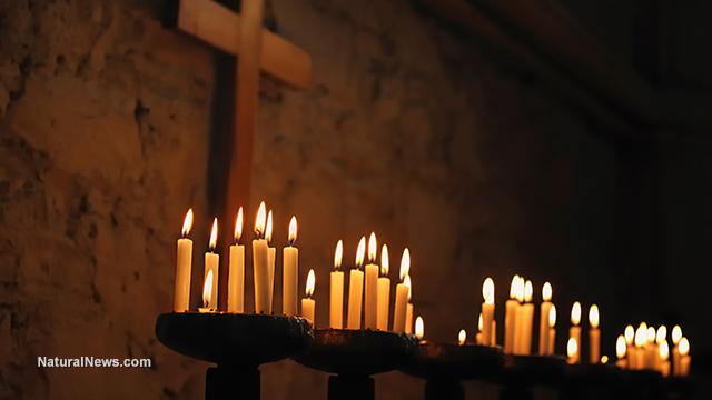 MSM FABRICATES 'MANDATORY' CHURCH ATTENDANCE PROPOSAL AFTER LEGISLATOR CONTRADICTS LIBERAL AGENDA Church10