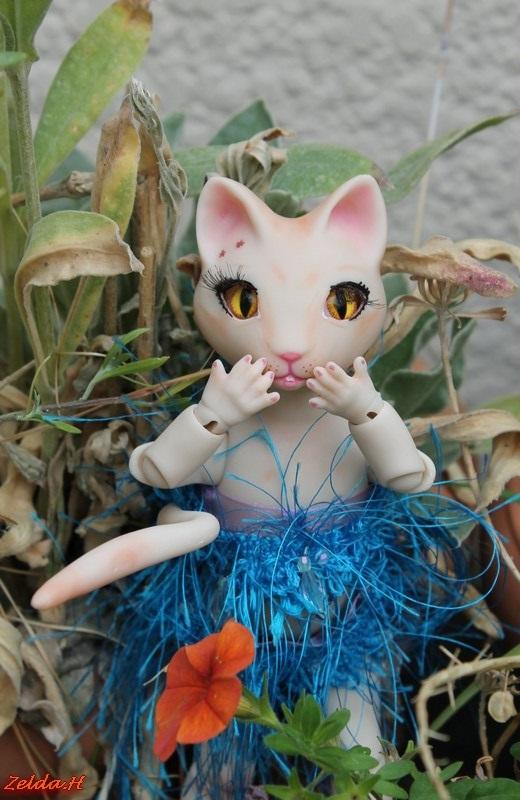 Ophelia...revenir au printemps [Tillou Chat JeslieDolls] Opheli15