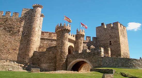 Castillos y Fortalezas de España Castil15