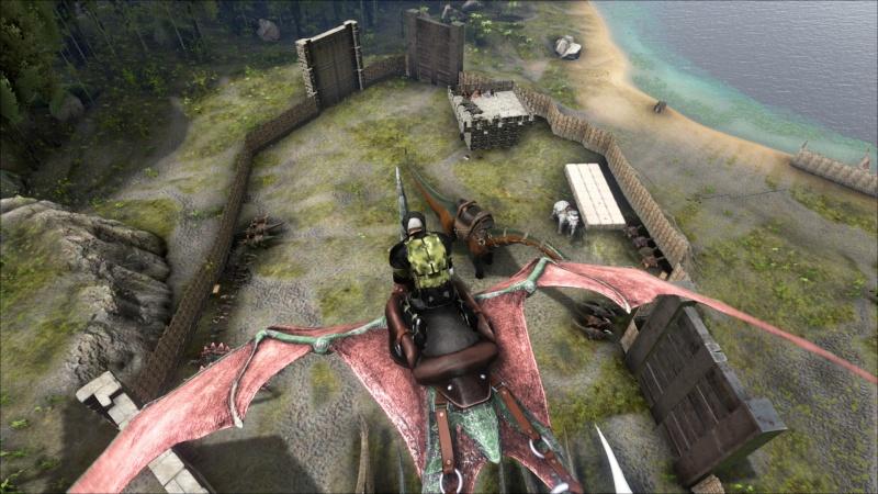 Rejoignez moi dans ARK: Survival Evolved ! Shoote12