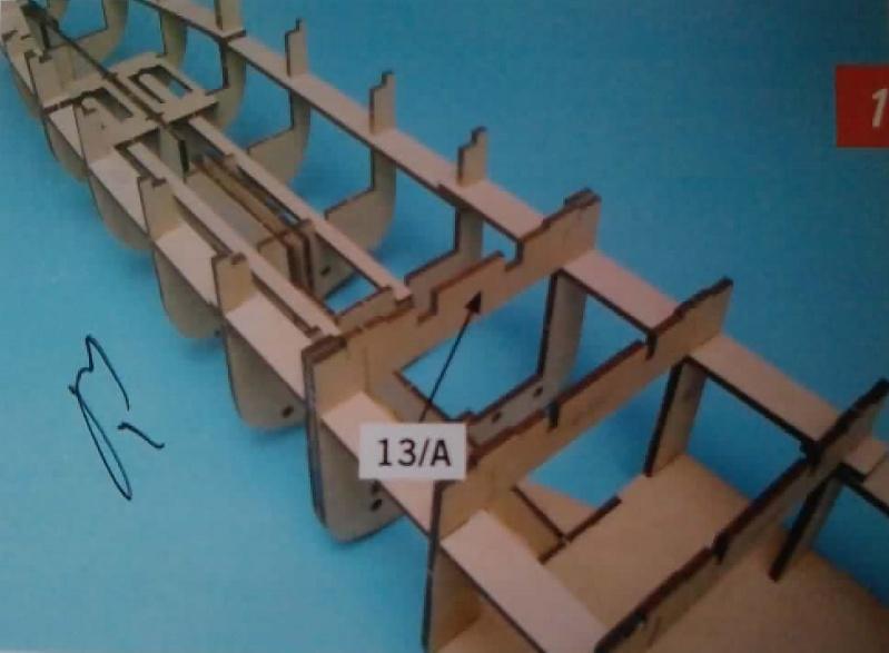 Construire le France 1/250 de chez Hachette - Page 3 1210