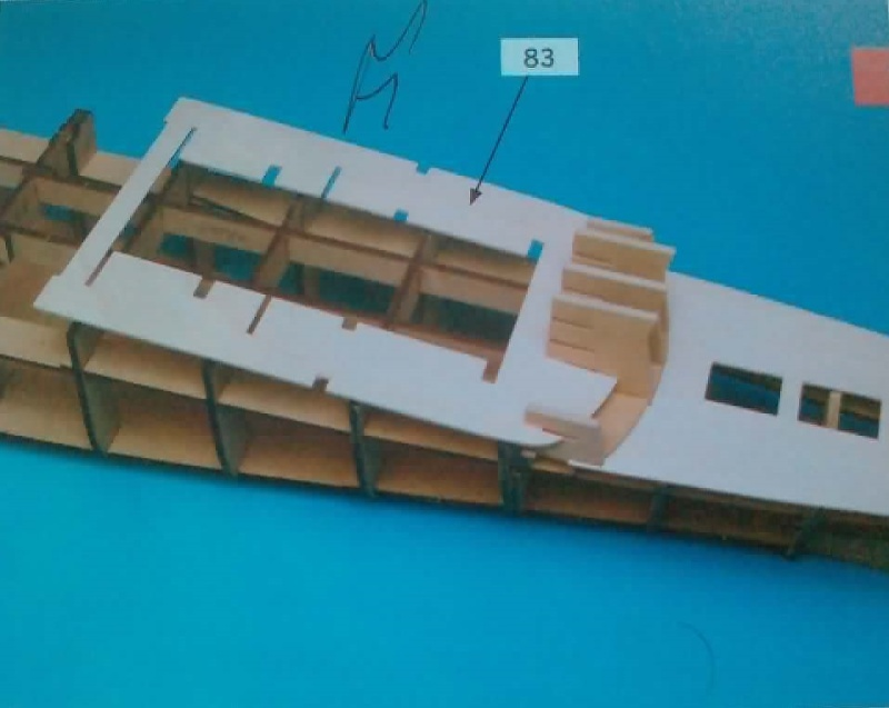 Construire le France 1/250 de chez Hachette - Page 4 2010