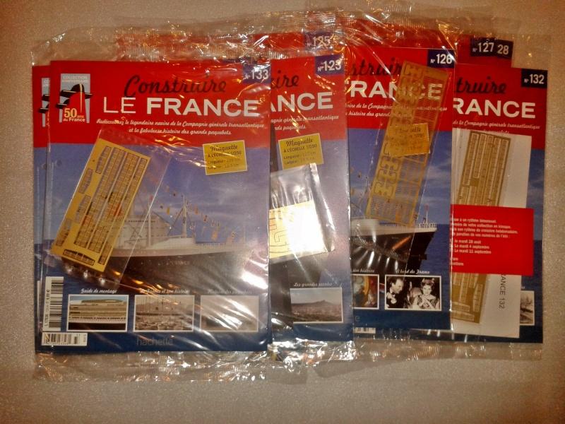 Construire le France 1/250 de chez Hachette 2012-110