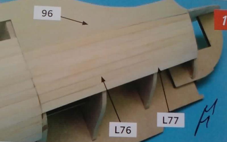 Construire le France 1/250 de chez Hachette - Page 4 2610