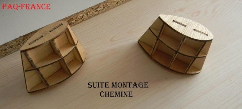 Construire le France 1/250 de chez Hachette - Page 5 Ch_210