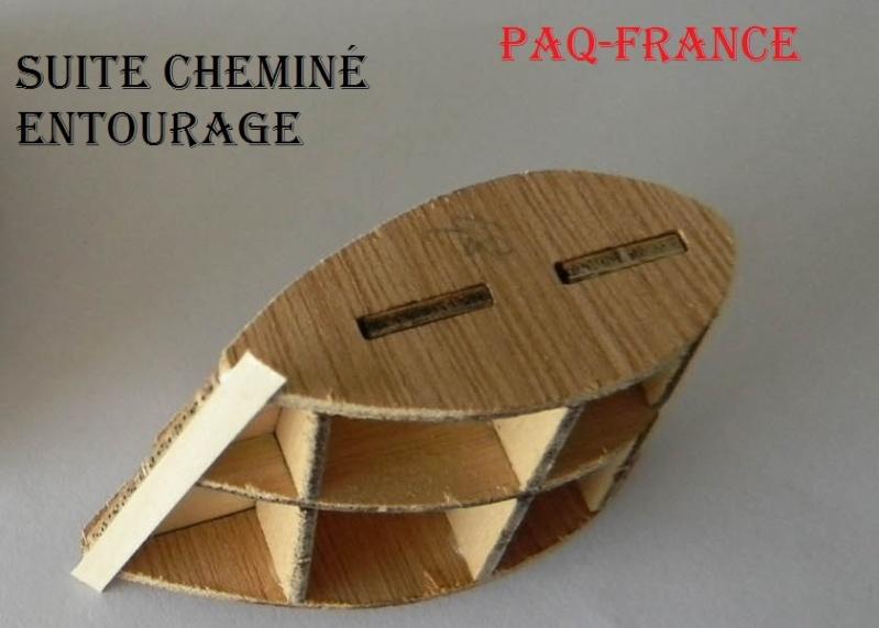 Construire le France 1/250 de chez Hachette - Page 5 Ch_310