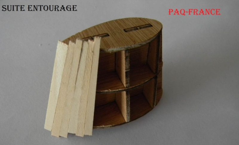 Construire le France 1/250 de chez Hachette - Page 5 Ch_410