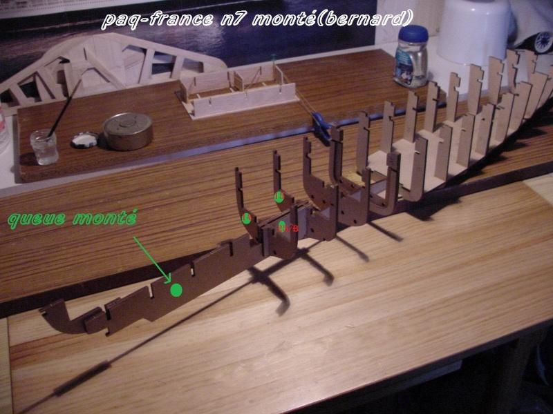 Construire le France 1/250 de chez Hachette - Page 3 Monty_16