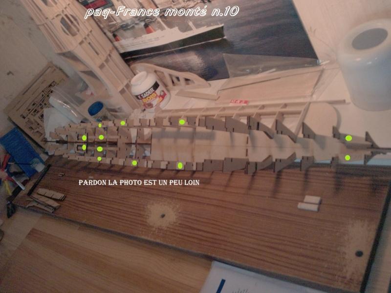 Construire le France 1/250 de chez Hachette - Page 3 Monty_19