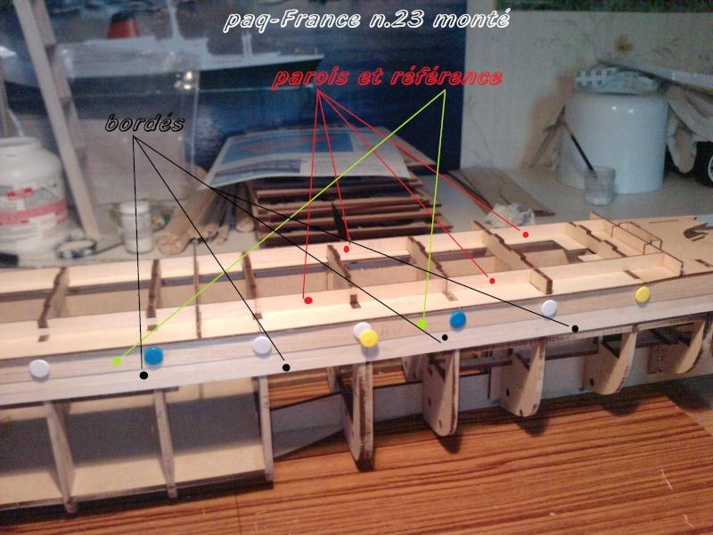 Construire le France 1/250 de chez Hachette - Page 4 Monty_32