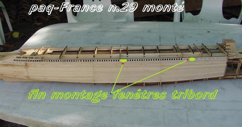 Construire le France 1/250 de chez Hachette - Page 5 Monty_40