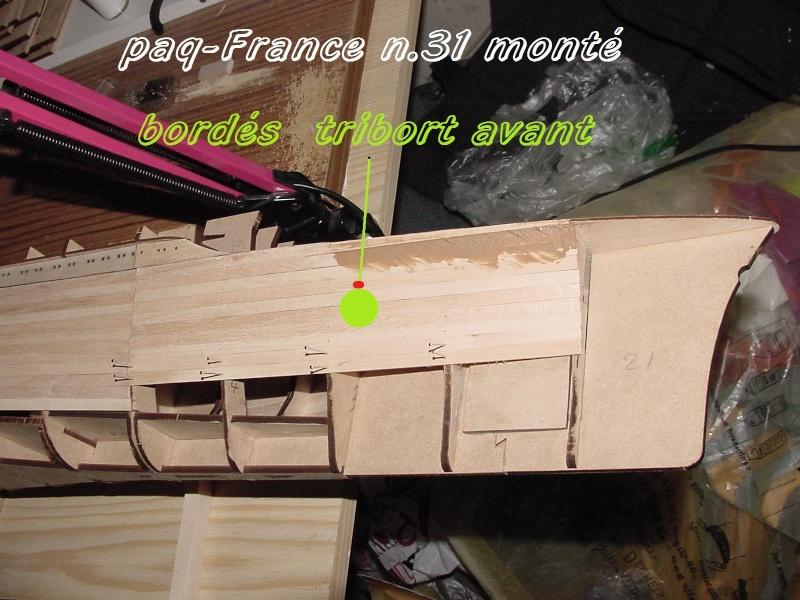 Construire le France 1/250 de chez Hachette - Page 5 Monty_42