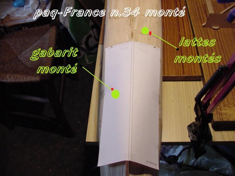 Construire le France 1/250 de chez Hachette - Page 5 Monty_46