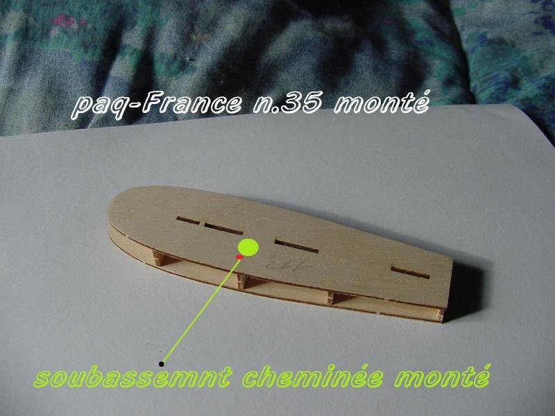 Construire le France 1/250 de chez Hachette - Page 5 Monty_48