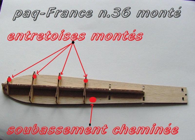Construire le France 1/250 de chez Hachette - Page 5 Monty_49