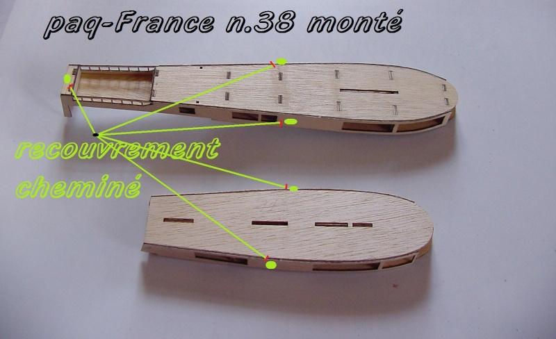 Construire le France 1/250 de chez Hachette - Page 6 Monty_51