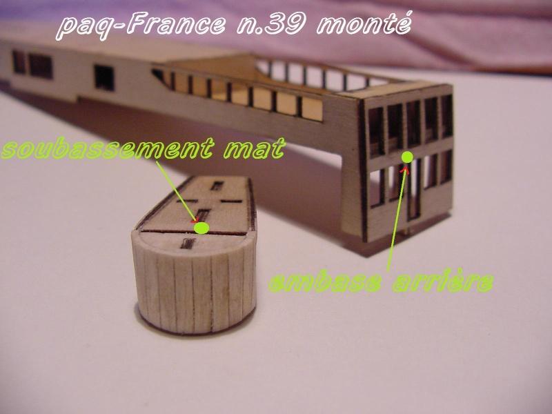 Construire le France 1/250 de chez Hachette - Page 6 Monty_52