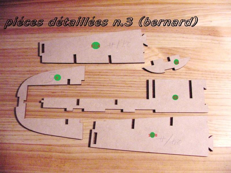 Construire le France 1/250 de chez Hachette - Page 2 Piyces14