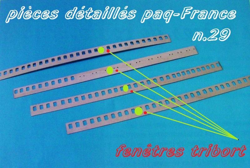 Construire le France 1/250 de chez Hachette - Page 5 Piyces38