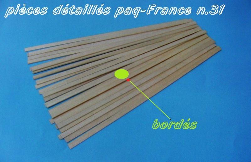 Construire le France 1/250 de chez Hachette - Page 5 Piyces40