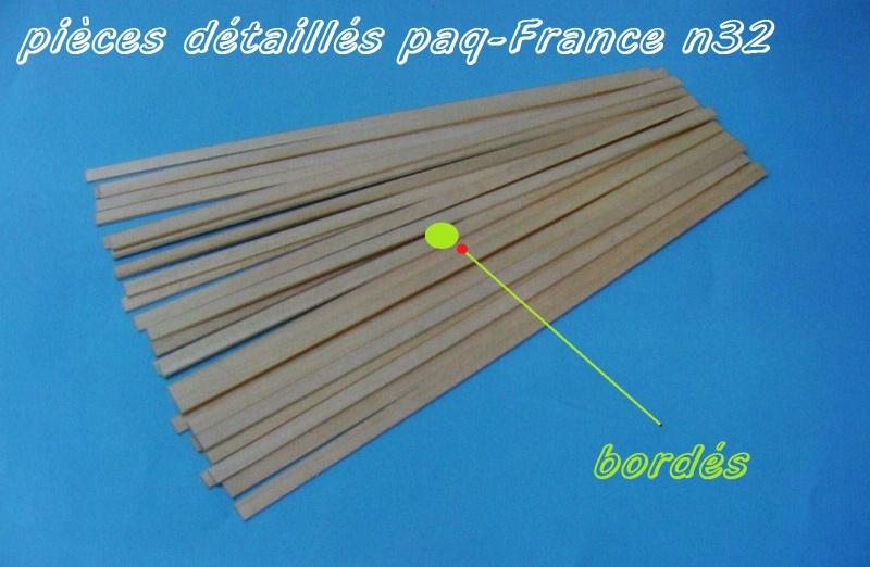 Construire le France 1/250 de chez Hachette - Page 5 Piyces41
