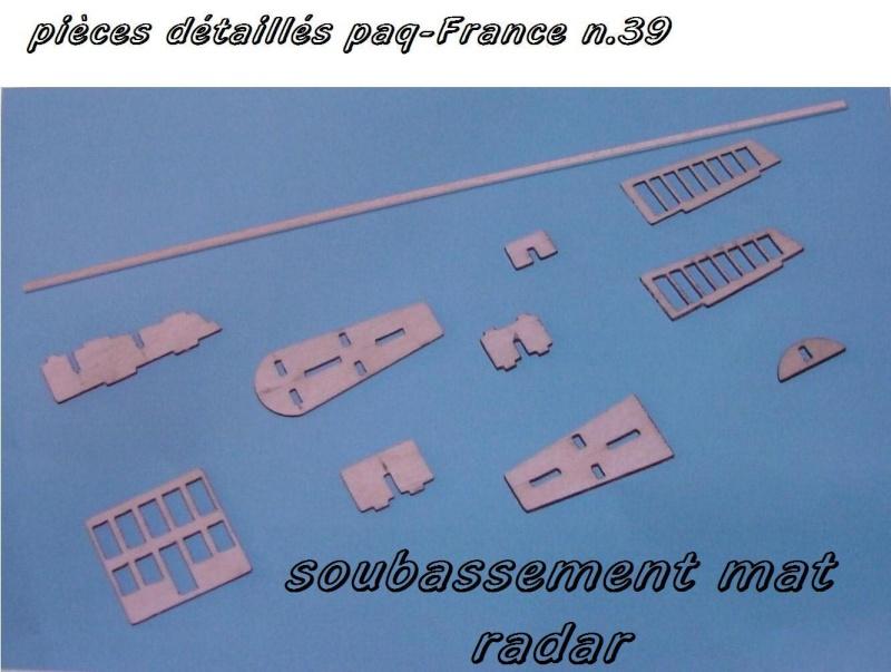 Construire le France 1/250 de chez Hachette - Page 6 Piyces46