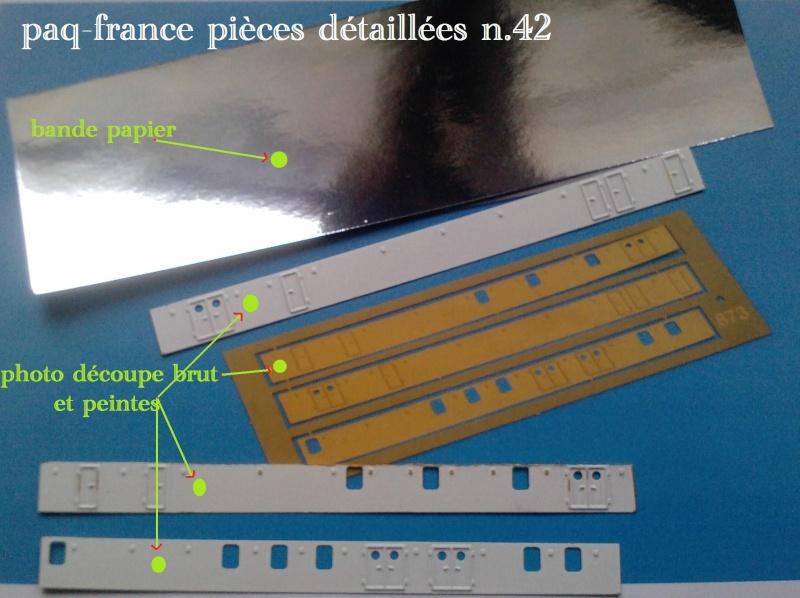 Construire le France 1/250 de chez Hachette - Page 6 Piyces48
