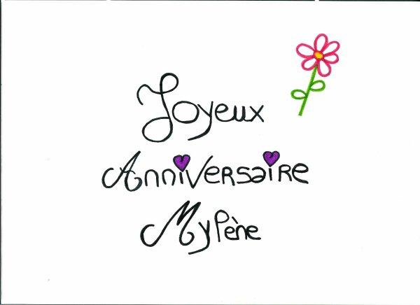 Bon Anniversaire Mylène ! 32313810