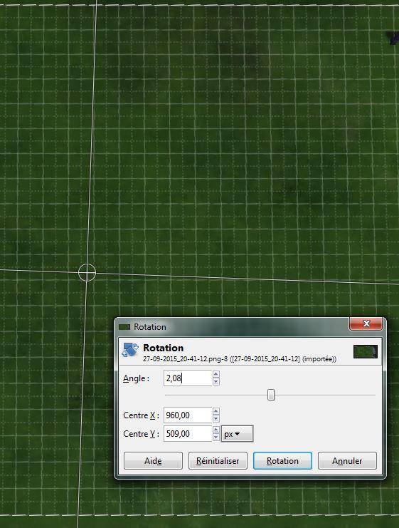 [Apprenti]Tracer le plan de sa maison en utilisant la grille du jeu Cap1110
