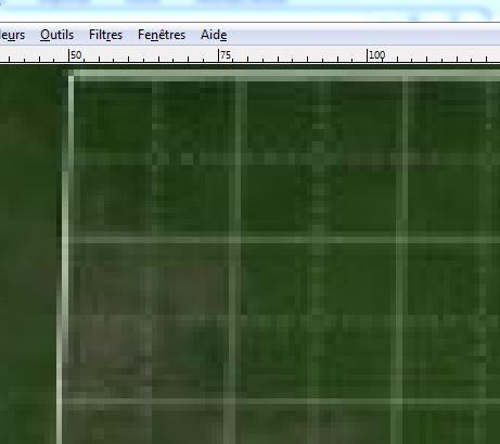 [Apprenti]Tracer le plan de sa maison en utilisant la grille du jeu Cap20a10