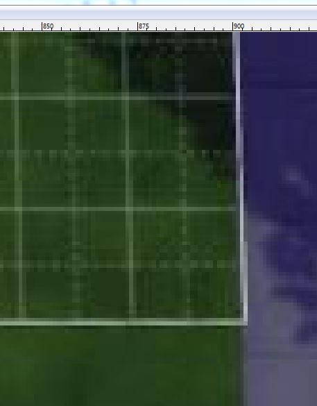 [Apprenti]Tracer le plan de sa maison en utilisant la grille du jeu Cap2110