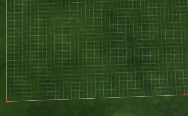[Apprenti]Tracer le plan de sa maison en utilisant la grille du jeu Cap910