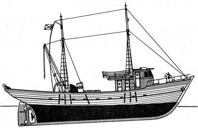peschereccio italiano Ombrin10