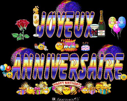 Bon anniversaire Alain ! Annive12
