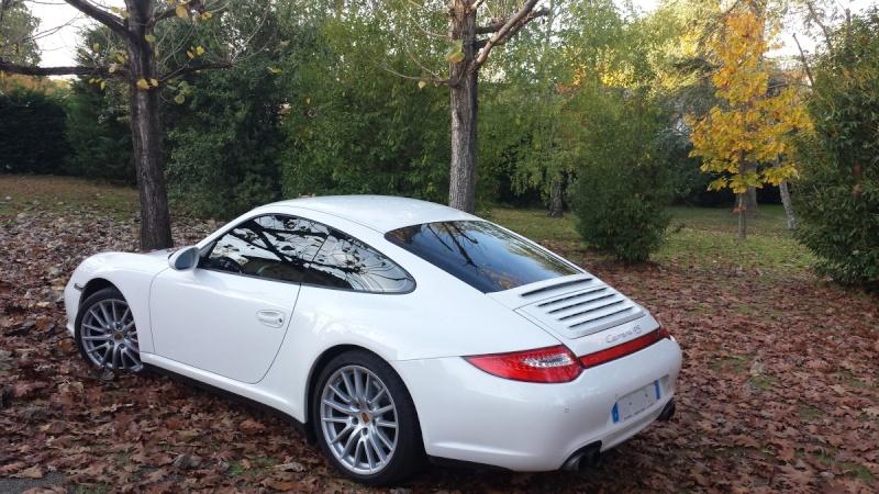 Porsche en automne Autumn12