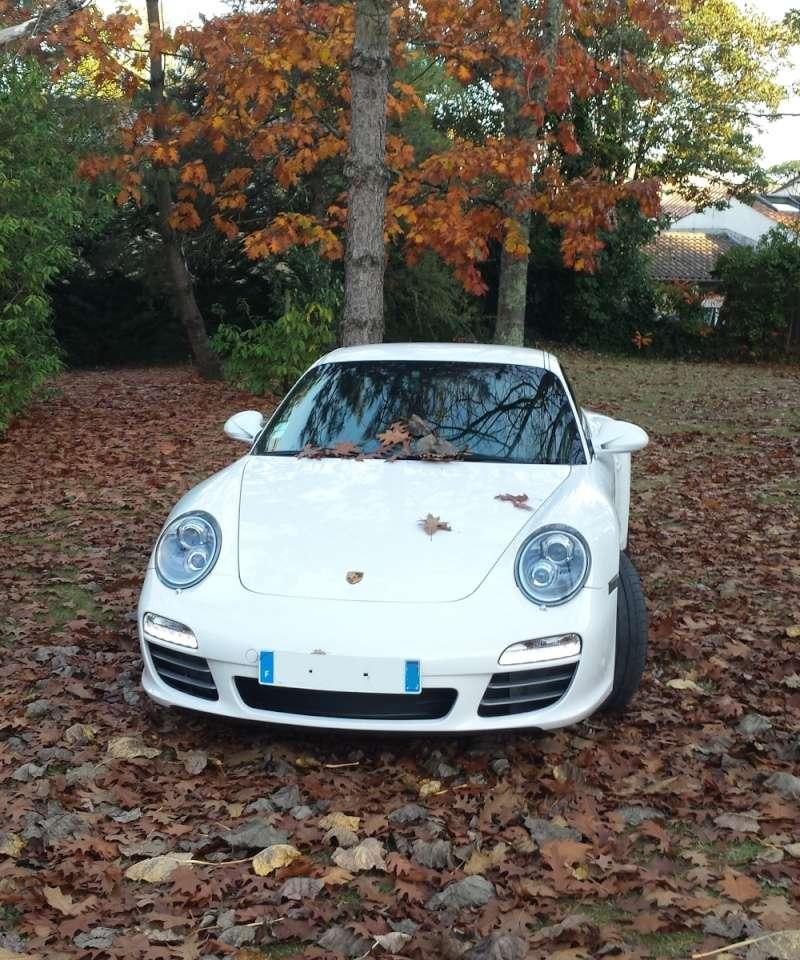 Porsche en automne Autumn13