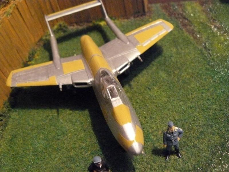 Hangar bunker ''REIMAHG-Werk Lachs'' (1:72 USCHI) A1_00910
