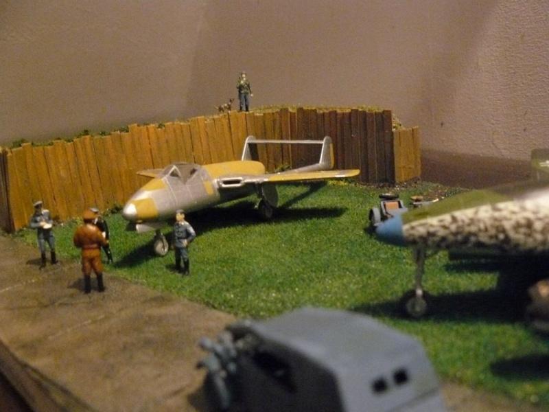 Hangar bunker ''REIMAHG-Werk Lachs'' (1:72 USCHI) Xxxxxx10