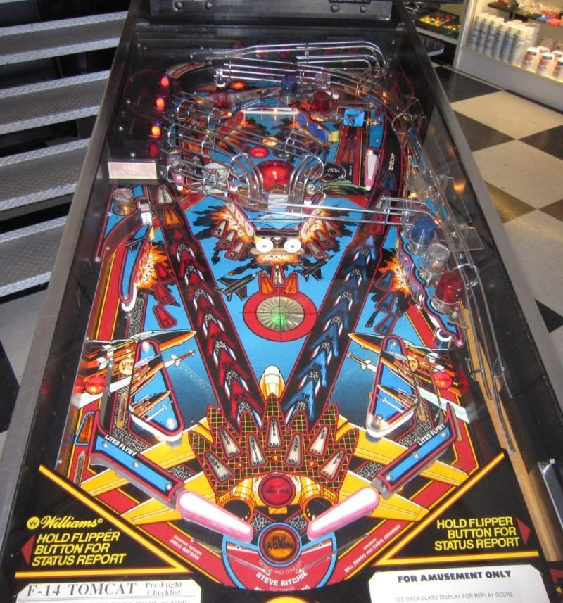 Pinball Arcade : F14 - Tomcat F1410