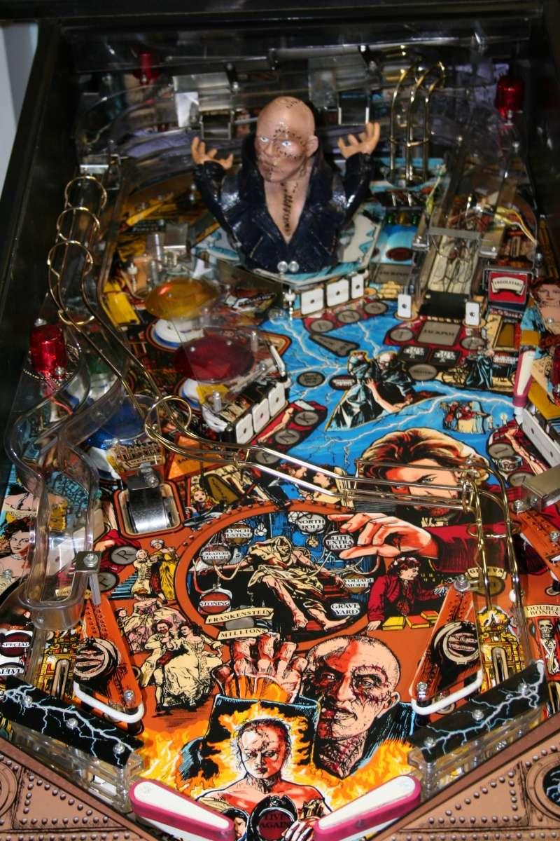 Pinball Arcade : mary Shelley's Frankenstein Franke10