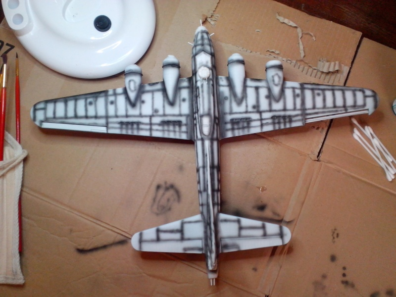 B-17F  The Shamrock Special (revell) - Page 2 Img_2022