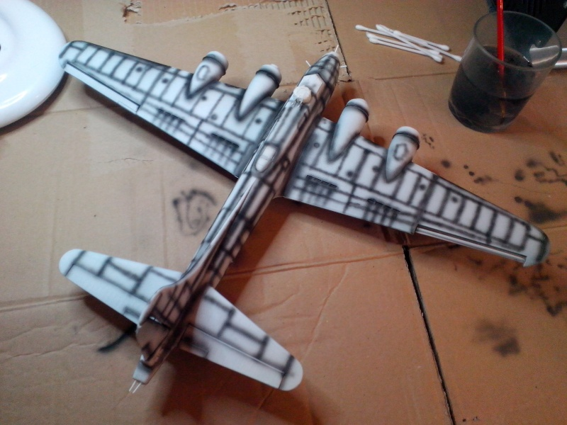 B-17F  The Shamrock Special (revell) - Page 2 Img_2023