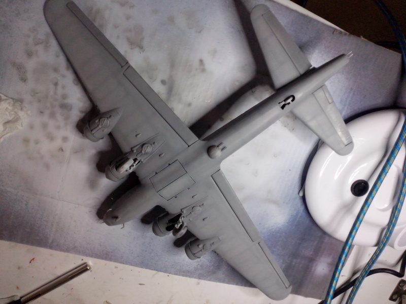 B-17F  The Shamrock Special (revell) - Page 2 Img_2025