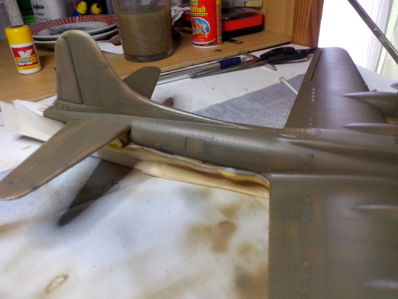 B-17F  The Shamrock Special (revell) - Page 2 Img_2030