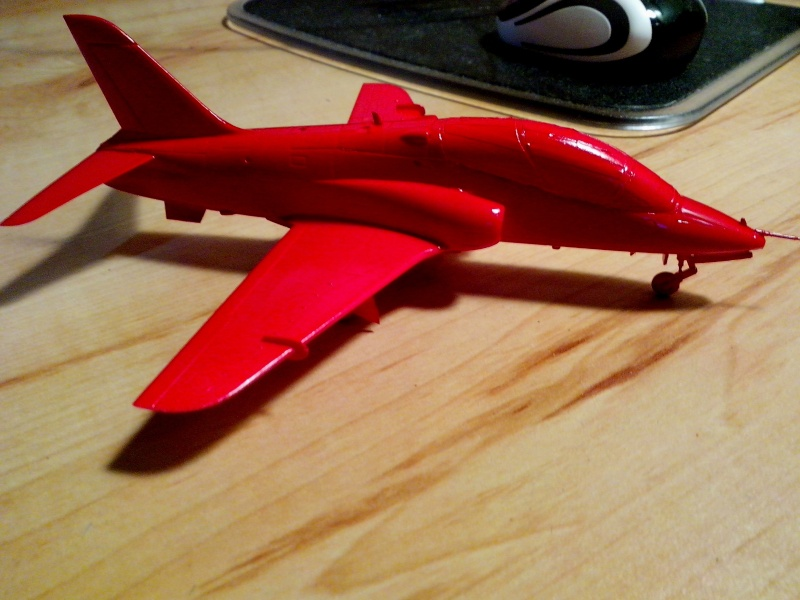 BAE HAWK des Red Arrows (revell) Img_2068