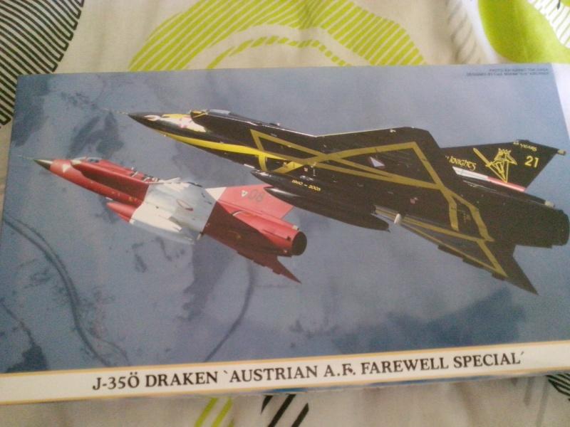 J350 DRAKEN Autrichien Dragon Knights ( Hasegawa) Img_2069
