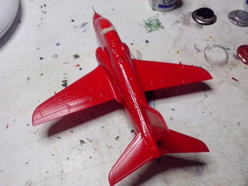 BAE HAWK des Red Arrows (revell) - Page 2 Img_2075