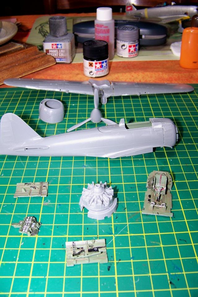 A6M8 Zero type 54/64 fini 100_0028